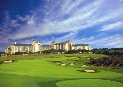 JWMarriott San Antonio Hill Country Resort & Spa and TPC San Antonio Golf Courses