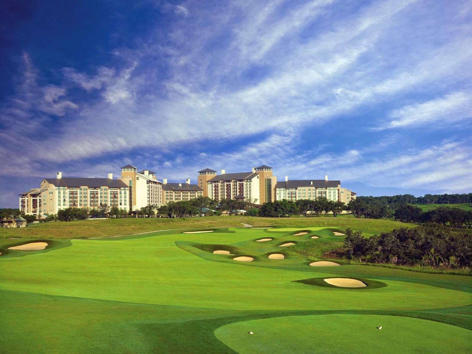 Jwmarriott San Antonio Hill Country Resort Amp Spa And Tpc