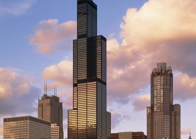 Willis Tower, a.k.a. Sears Tower