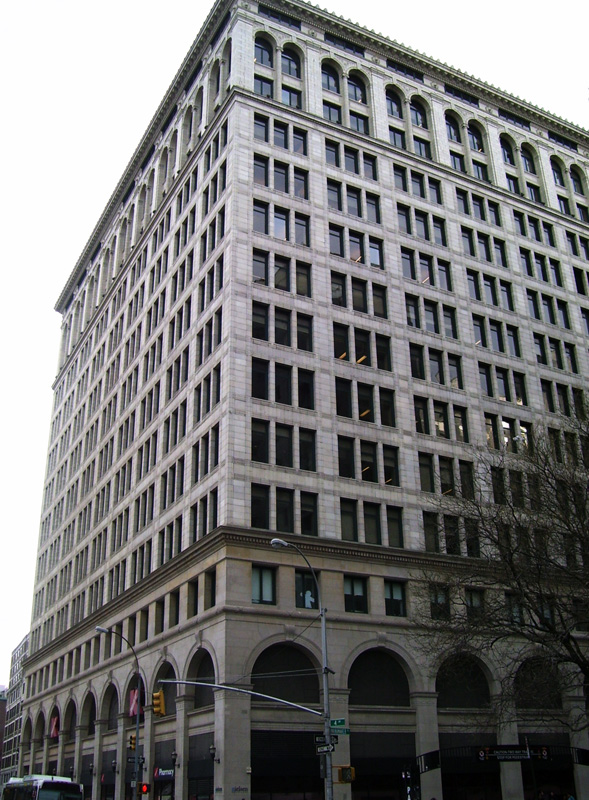 The Wanamaker Building